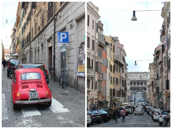 Monti street scene